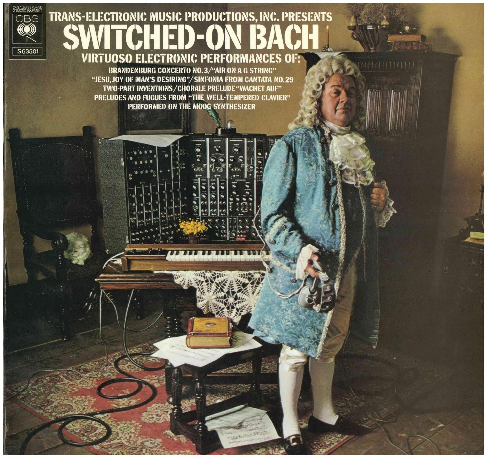 Bob Moog Foundation To Spin Vintage Vinyl at TASCAM Booth