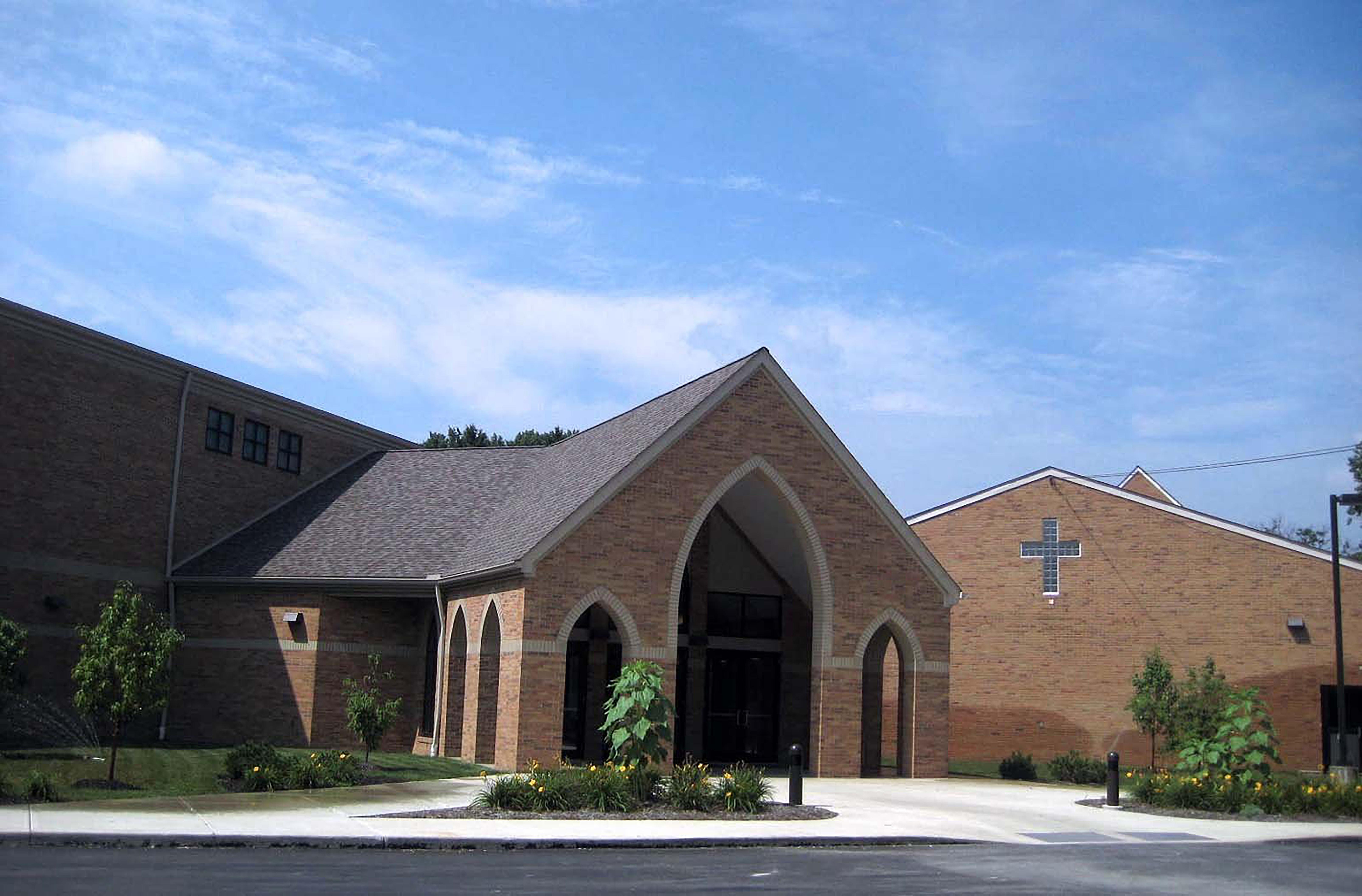 Symetrix Radius a Blessing for St. Raphael Church 85d2398d860