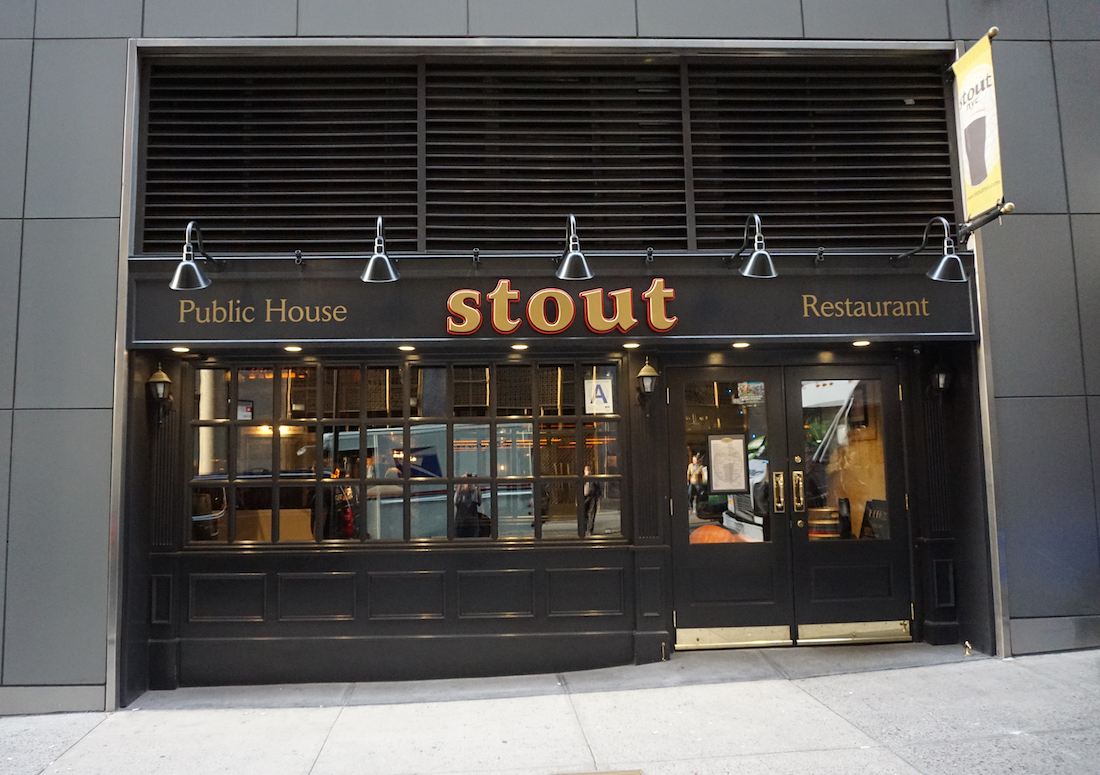 Stout Brings A Bit Of Old Ireland To Nyc With Symetrix
