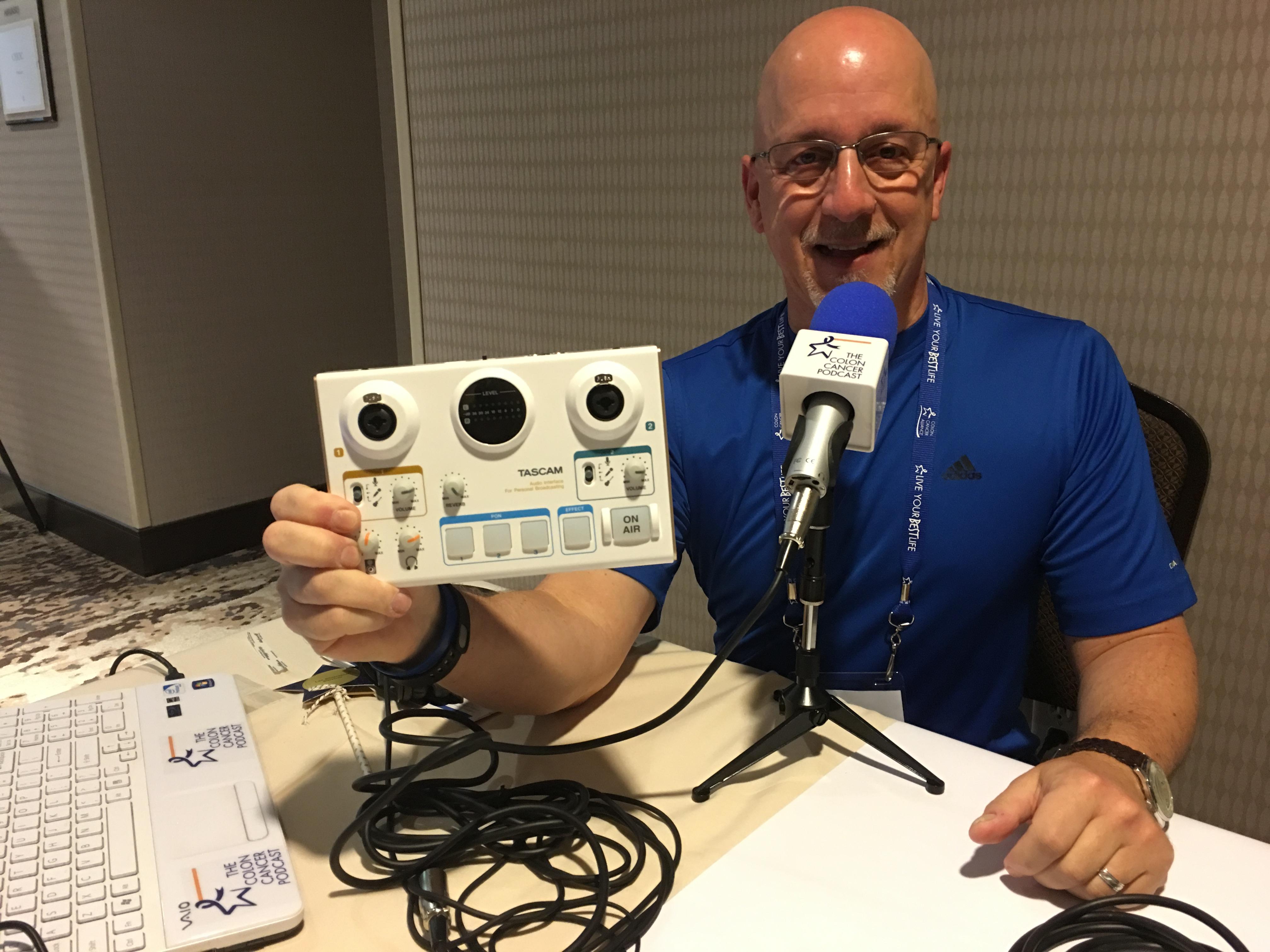 News Ministudio Creator Us 42 A Key Tool For Colon Cancer Podcast Tascam